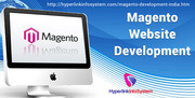 Great Magento Website Development services for hire at $15/hr