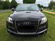 2008 Audi Q7 2008 AUDI Q7 S LINE TDI QUATTRO AUTOMATIC IN PHANT